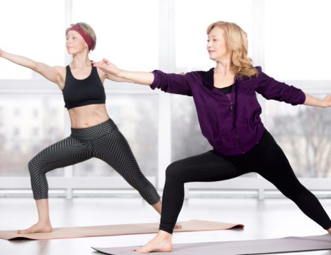 Yoga Fitpunt Hengelo